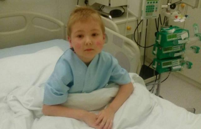 6-річний закарпатець потребує термінової допомоги