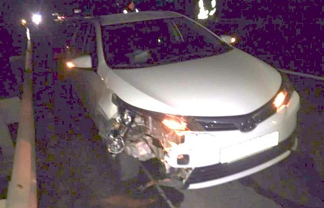Смертельна ДТП в Ужгороді: Мукачівець каже, що велосипедист лежав на дорозі (ФОТО)