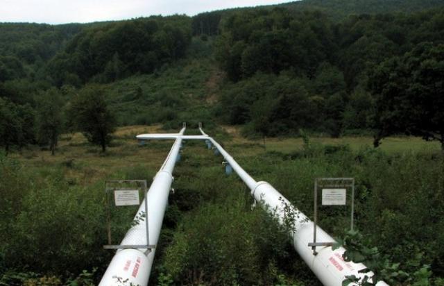 На Мукачівщині стався вилив нафти. Залило 250 м кв.