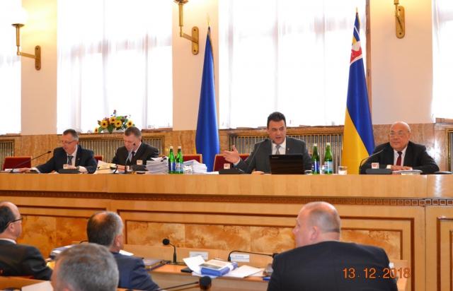 Закарпатська обласна рада ухвалила бюджет на 2019 рік