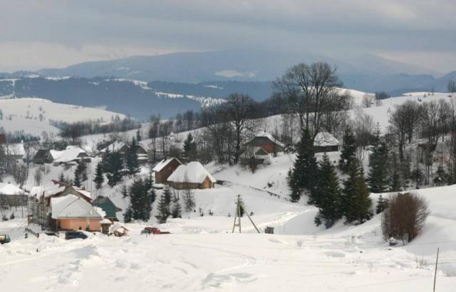 1 січня 2019 року закарпатці зустрінуть з мокрим снігом та дощем