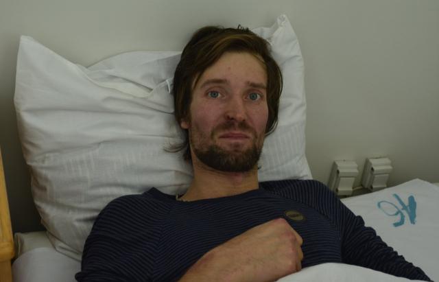 Загублений в горах Закарпаття Ігор Грищенко розповів, як йому вдалося вижити (ВІДЕО)