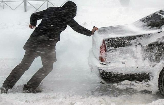 Штормове попередження: Впродовж двох днів Закарпаття засипатиме снігом