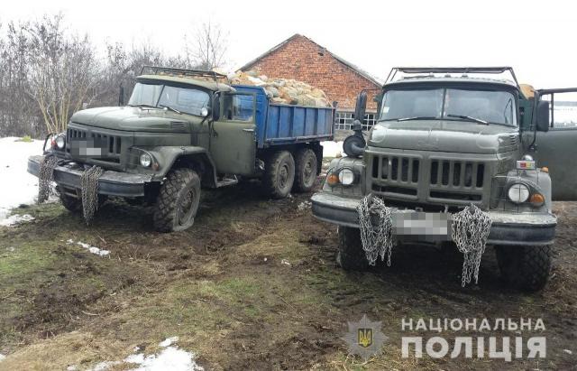 Розбій по-іршавськи: У селі Білки група озброєних осіб напала на підприємця (ФОТО)