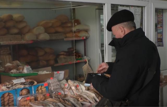 За рік хліб на Закарпатті подорожчав майже на чверть (ВІДЕО)