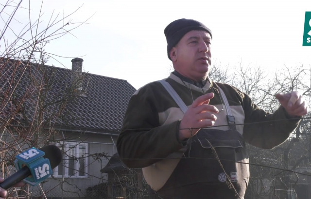 Війна за сотини: На Тячівщині сусіди не можуть поділити землю (ВІДЕО)