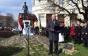 Нардеп із Закарпаття Брензович під час відзначення угорської революції закликав прийти на вибори (ФОТО)