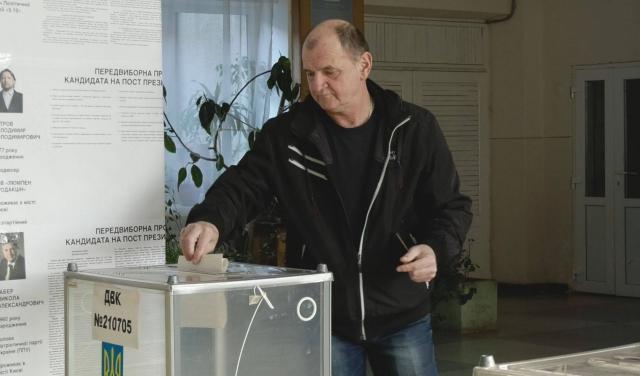 Підраховано остаточну кількість голосів по 68 округу з центром в Ужгороді