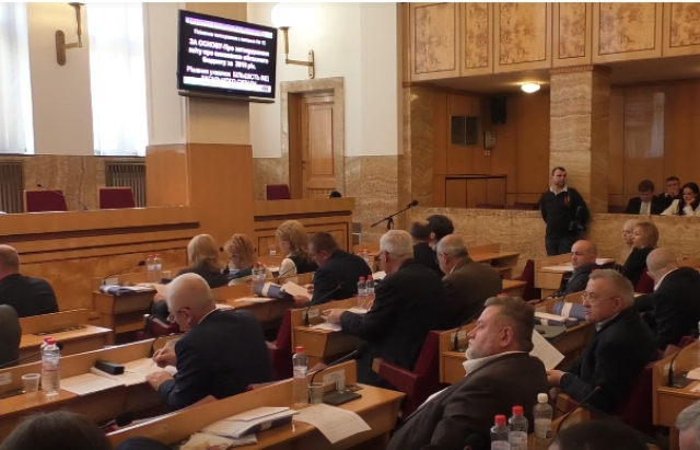 Дороги, програми та кадрові питання: Про що йшлося на сесії Закарпатської облради (ВІДЕО)