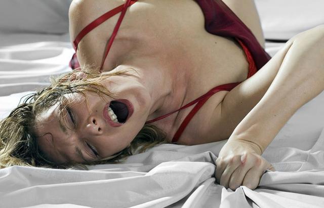 фото оргазм девушка