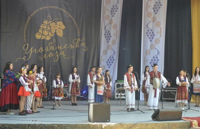 Угочанська лоза: У Виноградові на фестивалі представили вина 14 кращих виноробів району (ФОТО)