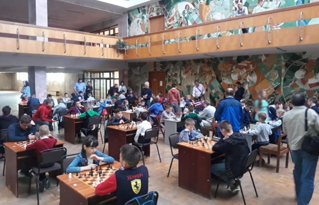 Юні шахісти з Мукачева вибороли 9 медалей на обласному чемпіонаті (ФОТО)