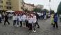 """У Міжнародний День вишиванки мукачівці утворили """"Коло єдності"""" (ФОТО, ВІДЕО)"""
