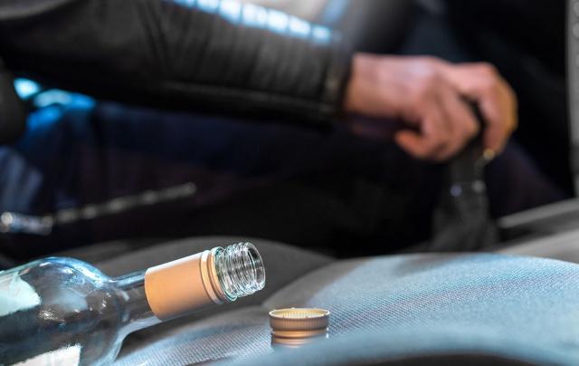 Випили і за кермо: За добу на Закарпатті зловили 4-х п'яних водіїв
