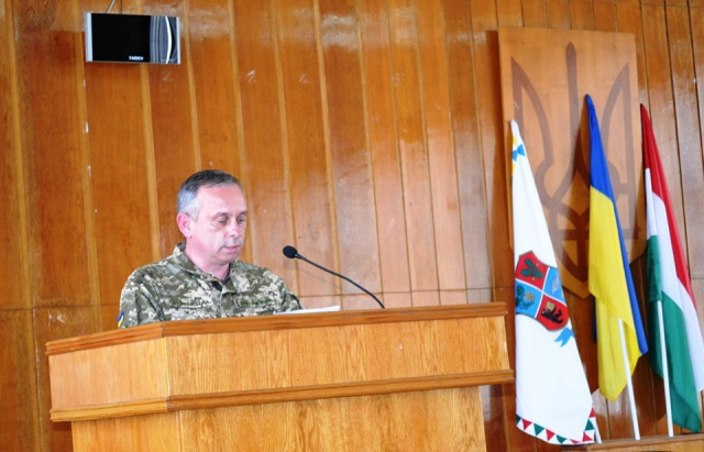 На Берегівщині створять батальйон територіальної оборони для боротьби з диверсантами