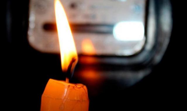 Графік вимкнення світла на Закарпатті цього тижня