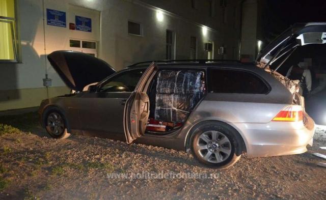 В Румунії із пострілами зупиняли контрабандиста поблизу кордону із Закарпаттям (ФОТО, ВІДЕО)
