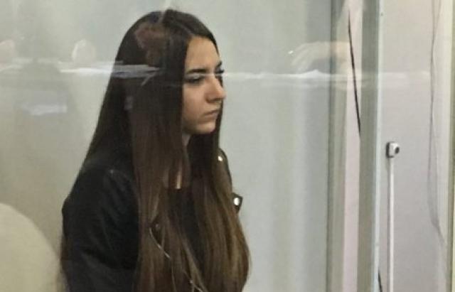 Дівчину, яка скоїла ДТП на набережній в Ужгороді, залишили під вартою