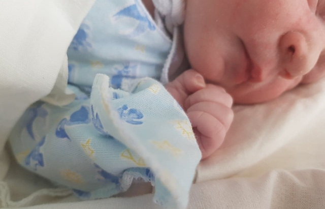Цифра дня: у Мукачеві минулого тижня народилося 34 немовлят