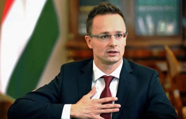 Агітаційний десант з Будапешту продовжується: Закарпаття перед виборами відвідає Сійярто