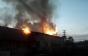 Пожежа на Рахівщині: цієї ночі горів деревообробний цех (ФОТО)