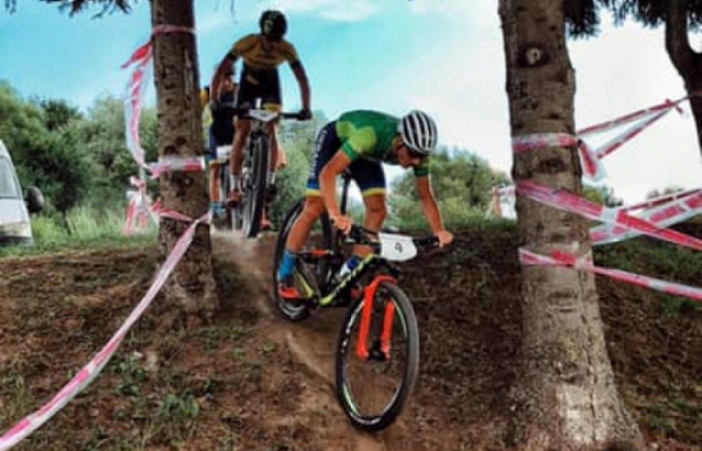 """Ужгородець виборов """"бронзу"""" на велозмаганнях у Словаччині"""