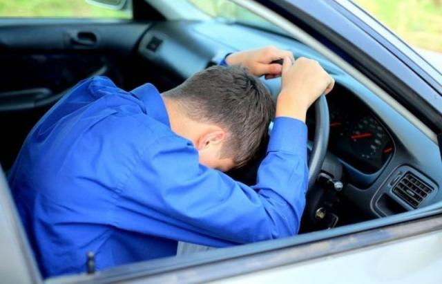 На Закарпатті зупинили чергового п'яного рекордсмена-водія
