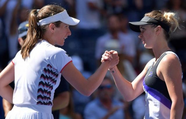 Еліна Світоліна виграє раунд за раундом на US Open 2019