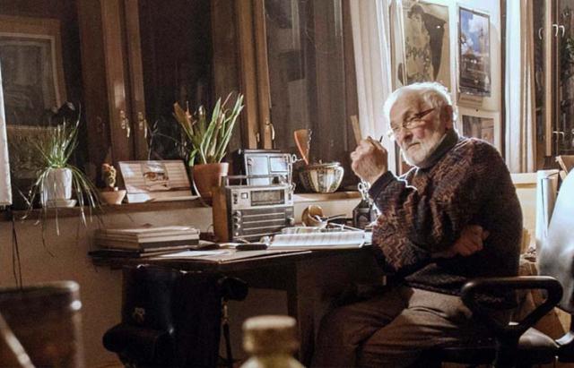 """Замок """"Паланок"""" відкриє виставку народного художника Володимира Микити"""