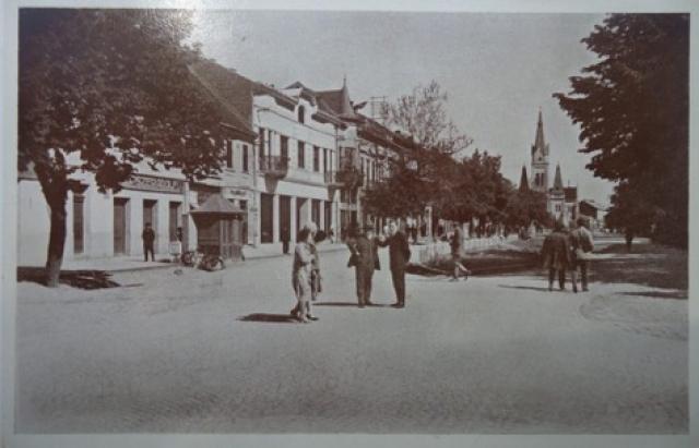 Історичні кадри: Як жило Мукачево в дорадянські часи (ФОТО)