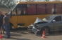 З'явились фотографії наслідків зіткнення Skoda з маршруткою (ФОТО)