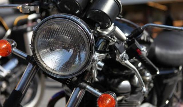 На Хустщині у чеських туристів вкрали два мотоцикли