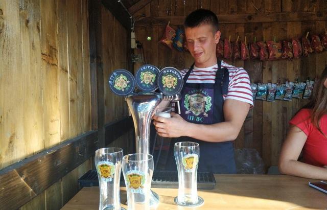 Варишське пиво 2019: У Мукачеві урочисто стартував пивний фестиваль (ФОТО, ВІДЕО)