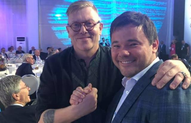 Богдан розповів, з кого Зеленський брав приклад, коли йшов у політику (ФОТО)