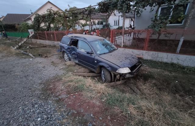 Шалена швидкість: На Виноградівщині 20-річний хлопець зніс електроопору (ФОТО)