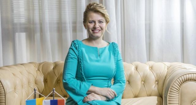 Президент Словаччини Зузана Чапутова — про Росію, угорську меншину та Зеленського