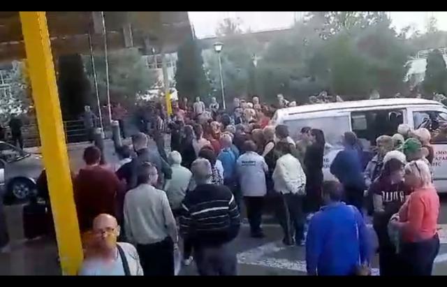 """Закарпатська митниця офіційно пояснила причину протестів на КПП """"Тиса"""""""