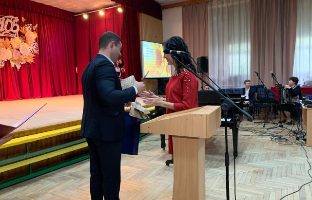 Мукачівський гуманітарно-педагогічний коледж МДУ відзначив 105 років (ФОТО)