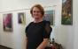 У замку Паланок відкрили виставку мами гітариста гурту Без Обмежень Тетяни Рибар (ФОТО)