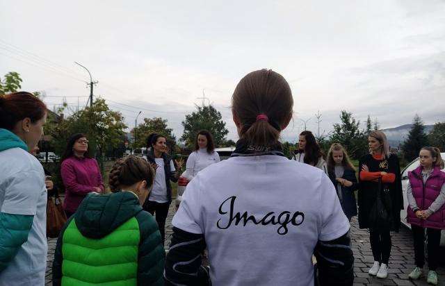 Благодійний забіг на підтримку закарпатки Крістіни Качур відбувся в Мукачеві (ФОТО)