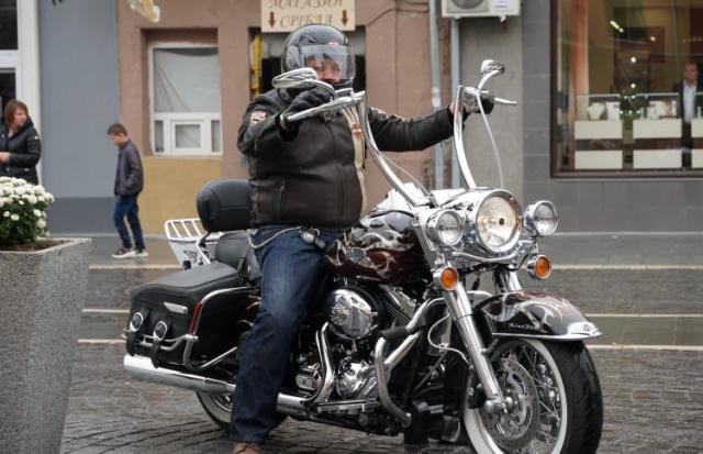 "150 стальних коней: В Ужгороді ""байкери"" закрили мотосезон (ФОТО)"