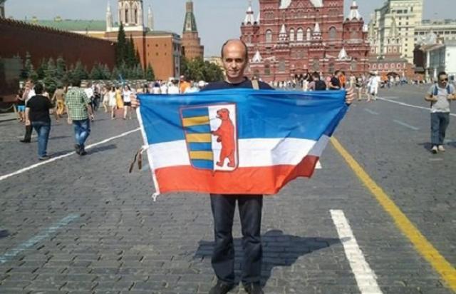 Кликав Путіна: у Мукачеві на 12 років заочно засудили головного сепаратиста Закарпаття