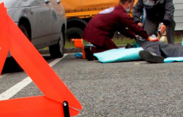 ДТП у Мукачеві: під колесами Skoda загинув 45-річний чоловік