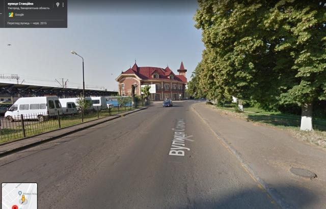 В Ужгороді перекриють одну з вулиць міста