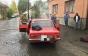 У Виноградові на ходу загорівся автомобіль (ФОТО)
