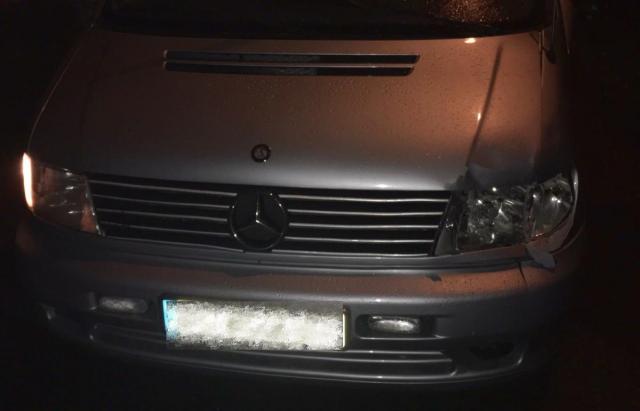 Смертельна ДТП на Тячівщині: Мercedes збив 62-річну жінку (ФОТО)