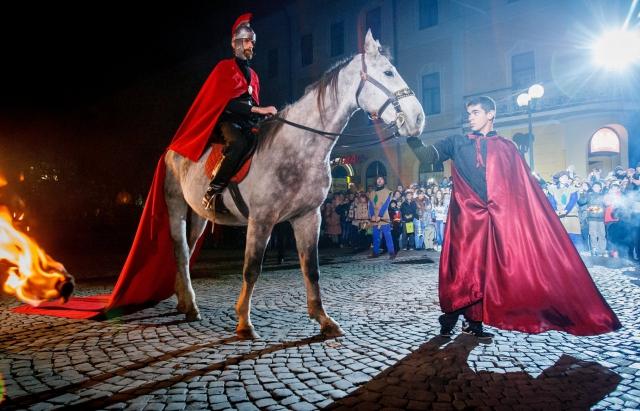 В Мукачеві стартує святкування Днів Святого Мартина