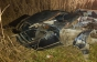 Лобове зіткнення: з'явились фото з місця смертельної ДТП на трасі Мукачево-Рогатин (ФОТО)