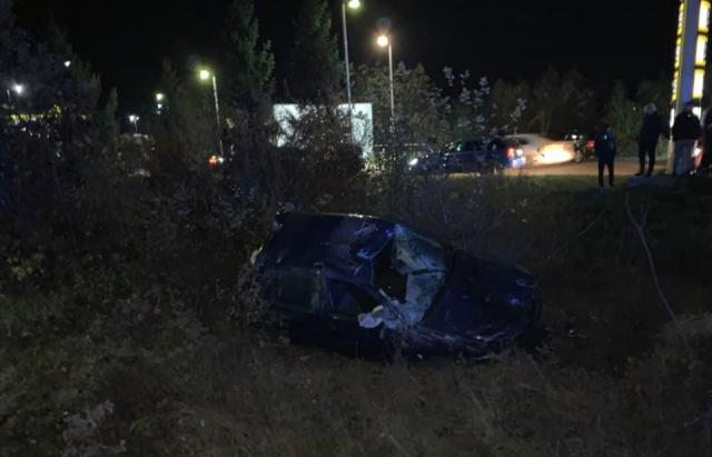 Смертельна ДТП в Мукачеві. пасажирка вилетіла через лобове скло VW (ФОТО)