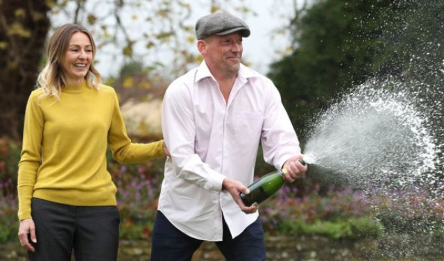 Подружжя з Британії виграло у лотерею джекпот $135 млн. (ФОТО)